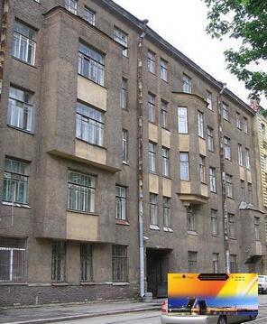 Просторная комната в историческом центре спб. Петроградка. Прямая прод - Фото 4