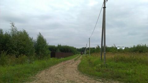 Участок 10 соток в деревне Гибкино, Заокский район, 100 км от МКАД - Фото 3