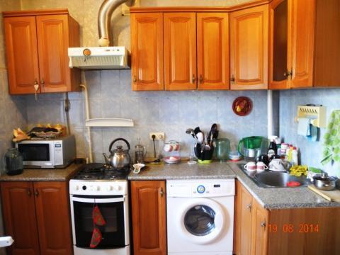 3-к квартира 60 м2 на 5 этаже 5-этажного кирпичного дома - Фото 1