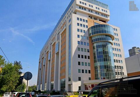 Офис 98,1 кв.м в бизнес центре, класс А - Фото 1