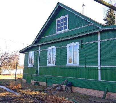 Дом 115 м/кв, участок 14 соток, г.Любань, Тосненский район - Фото 2