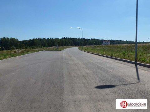 Участок 14.53 соток около озера. 30 км от МКАД. Прописка Москва. - Фото 1