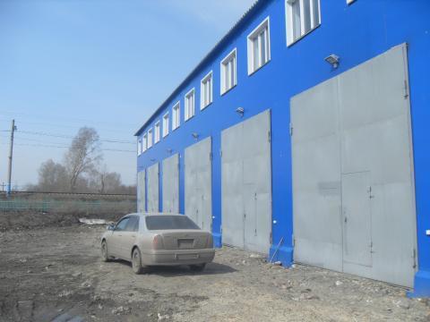 Складское помещение, 500 кв. ул. Красноармейская - Фото 1