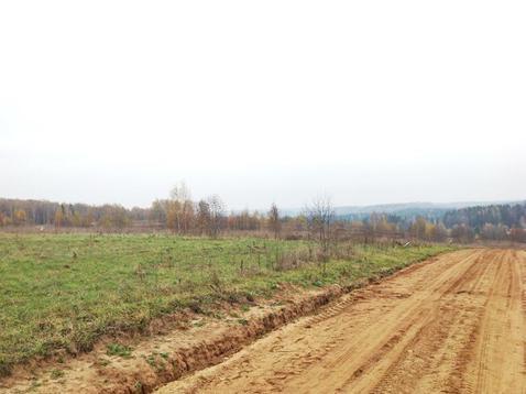 Участок в деревне 5 соток в 45 км. от МКАД. - Фото 4