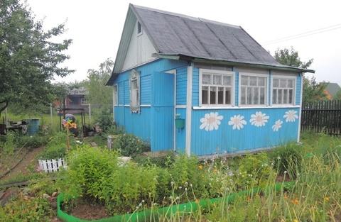 Продается одноэтажная дача 35 кв.м. на участке 6.1 сотка - Фото 1