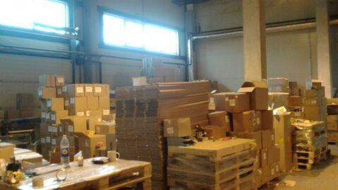 Сдам складское помещение 2684 кв.м, м. Проспект Ветеранов - Фото 2