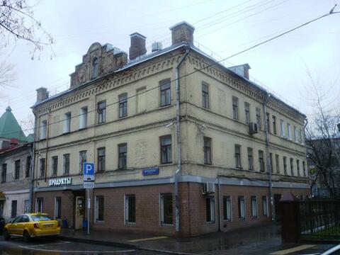 Продажа офиса в Москве ЦАО - Фото 1
