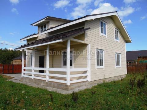 Дом, жилой, 65км от МКАД по Калужскому шоссе. - Фото 1