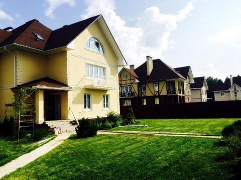 Качественный кирпичный дом под ключ 417 м2 27 км Калужское шоссе - Фото 2