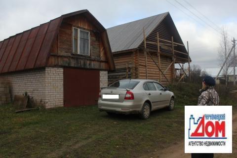 Новый дом без отделки в Дуброво Коротовский с/с, гараж с комнатой - Фото 1