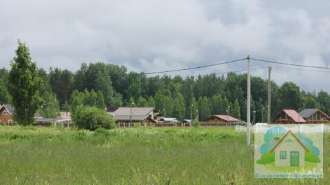 Участок в коттеджном поселке, рядом с озером - Фото 4
