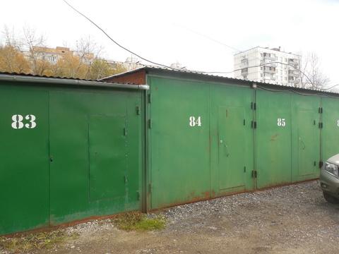 Продам гараж в Бибирево - Фото 3