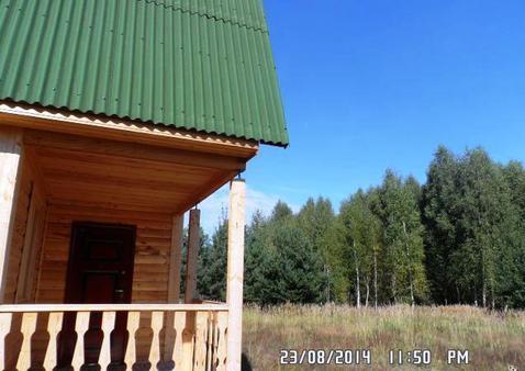 Новый дом с мансардой у леса в д.Тамышёво, Клепиковского района. - Фото 5