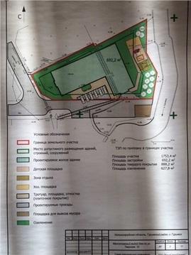 Продажа земельного участка, Гурьевск, Гурьевский район, Тверская 10 . - Фото 2