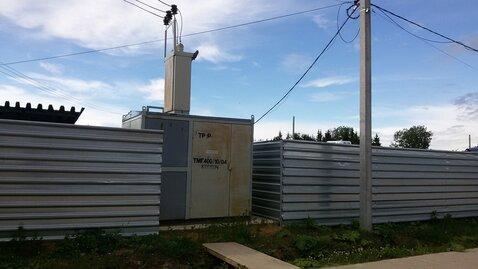 Пром. участок 50 сот на бетонке в 30 км по Киевскому шоссе - Фото 4