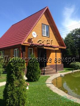 Новорижское ш. 44 км от МКАД, Мансурово, Дача 70 кв. м - Фото 1