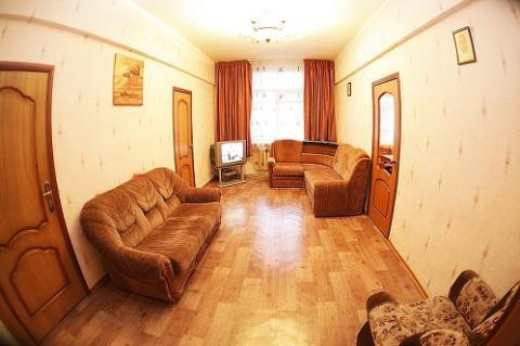3-х квартира посуточно м.белорусская - Фото 1