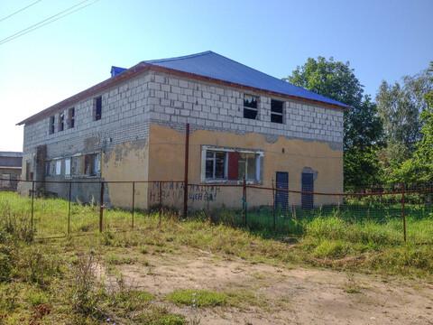 Продам здание бани и земельный участок в д.Малое Василево Кимрский рай - Фото 1