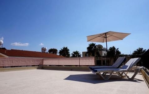 Прекрасный трехкомнатный Пентхаус с огромной террасой в районе Пафоса - Фото 4