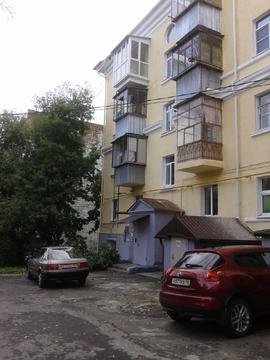 1 110 000 Руб., Продам недорого 1-ю квартиру в центре, Купить квартиру в Курске по недорогой цене, ID объекта - 321437420 - Фото 1