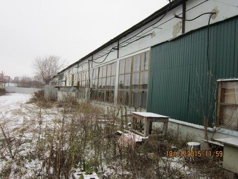 Здание производственного назначения - Фото 1