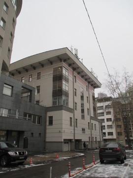 Москва г, Тружеников 1-й пер, дом № 12, строение 2 - Фото 3