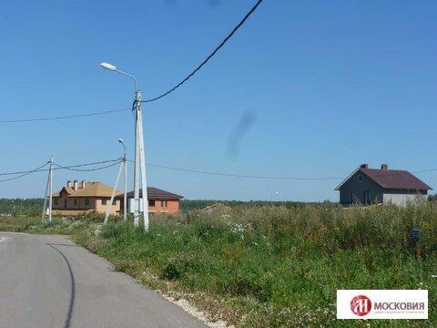 Участок 14.53 соток около озера. 30 км от МКАД. Прописка Москва. - Фото 5