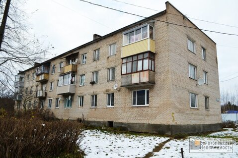 3-комнатная квартира в Волоколамском районе (жд ст.Чисмена) - Фото 1