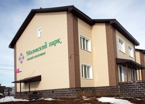 2-х комн. квартира в Миловском парке - Фото 1