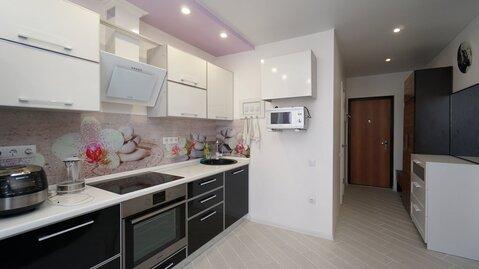Однокомнатная Квартира - Студия с качественным Ремонтом и мебелью. - Фото 5