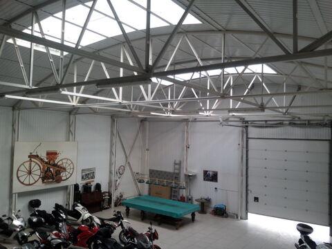 Утеплённый отапливаемый склад с офисами в г. Новороссийске - Фото 1