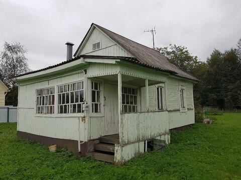 Дом 48 кв.м, Участок 32 сот. , Киевское ш, 48 км. от МКАД. . - Фото 1
