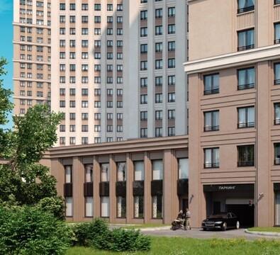 Продается квартира в ЖК Родной город Октябрьское поле - Фото 5