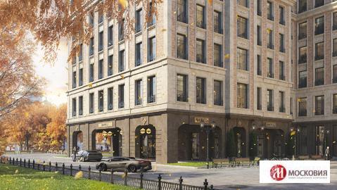 Продается двухкомнатная квартира площадью 81,5 м2. Большая Ордынка ул. - Фото 4