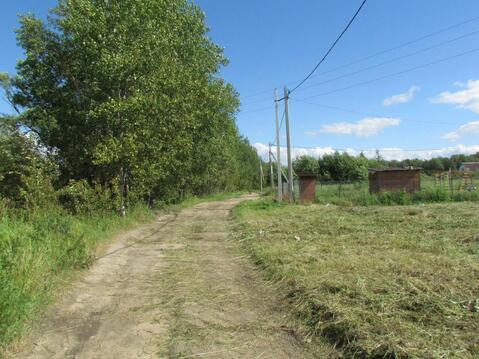Продается земельный участок в с. Городец Коломенского района - Фото 4