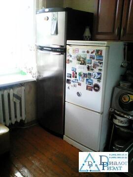 Комната в двухкомнатной квартире в шаговой доступности к метро - Фото 1