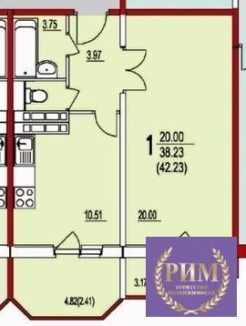 1к квартира в Домодедово