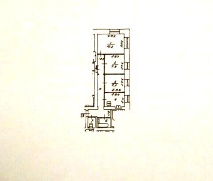 Продам: 3 комн. квартира, 50 м2, м.Парк культуры - Фото 3