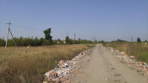 Участок 2 Га под логистику, а/д Краснодар-Индустриальный - Фото 1
