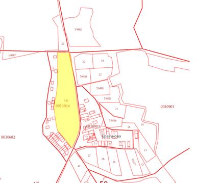 Продам участок сельхозназначения в Павлово-Посадском районе