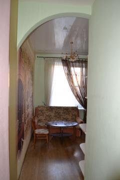 Уютная 1 к кв, окна во двор. Евроремонт