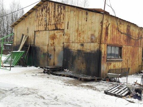 Сдается в аренду ангар под склад, производство 434 м2 Тосненский район - Фото 1