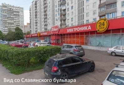 Торговое помещение по адресу Славянский бул.13, к.1 - Фото 1