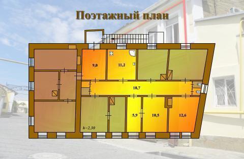 Квартира в исторической части Евпатории в 5 минутах от моря - Фото 2