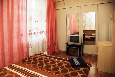 3-х квартира посуточно м.белорусская - Фото 5