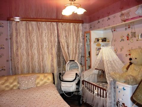 3-ком квартира с хорошим качественным ремонтом и дорогой мебелью (нюр) - Фото 3