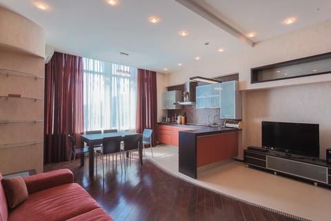 5-комнатная квартира с ремонтом, закрытый комплекс в Гурзуфе - Фото 2