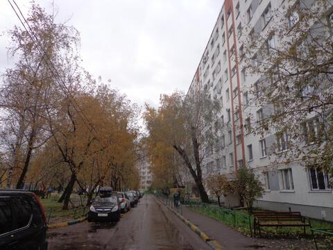 Сдаем 1-комнатную квартиру у м.Выхина ул.Косинская, д.28к3 - Фото 1