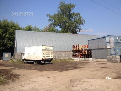 Под склад, ангар из металлоконструкций, неотапл, выс.: 8 м, пол бетон - Фото 5