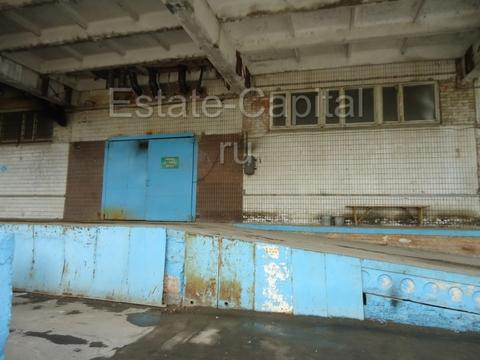 Продам склад в ЮВАО район Печатники 1545 кв.м - Фото 5